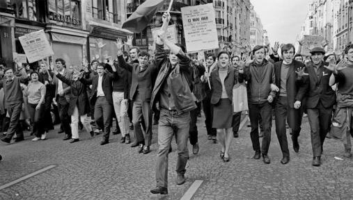 Paris-May-1968