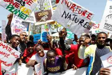 Nairobi, Kenya (foto oleh Njeri Mwangi/Reuters)