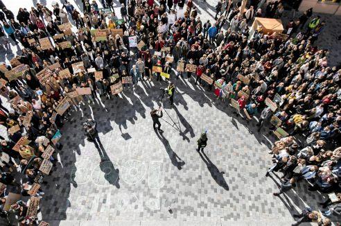 Poland - Lublin - Jakub Orzechowski - Agencja Gazeta via Reuters
