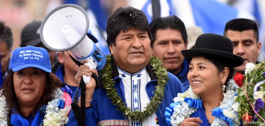 20191027 - reuters_Bolivia_Evo_Morales_campaign_5oct19.jpg