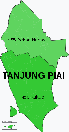 20191117 - Screenshot_2019-11-17 Tanjung Piai (federal constituency) - Wikipedia(1)