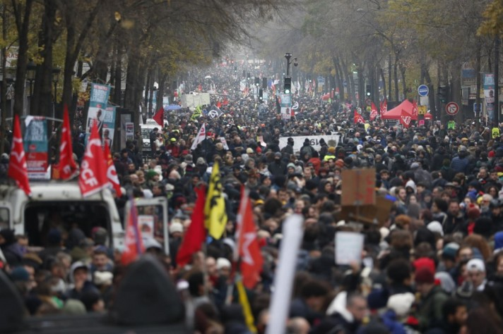 FRANCE-SOCIAL-STRIKE-DEMO