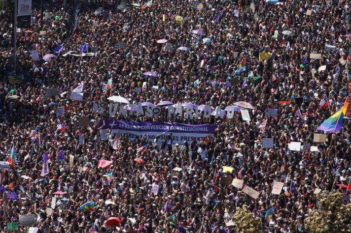 Chile - Santiago - REUTERS - Lucas Alvarado