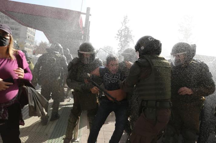 Chile - Santiago - REUTERS - Ivan Alvarado