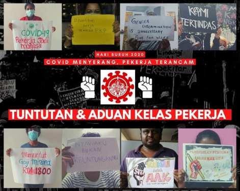 Tuntutan pekerja di Malaysia